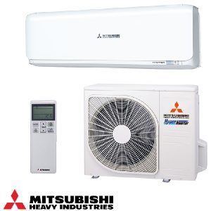 Hiperinvertoren klimatik Mitsubishi Heavy Industries Diamond SRK25ZSX-S/ SRC25ZSX-S, 9 000 BTU, Klas A+++