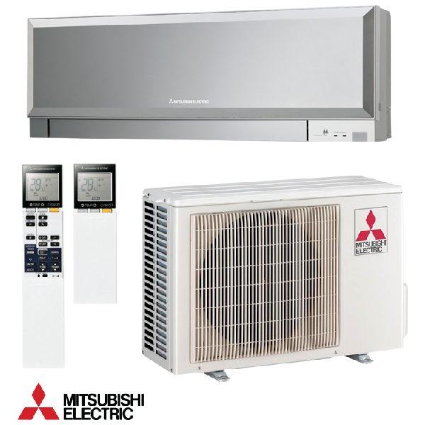 Invertoren klimatik Mitsubishi Electric MSZ-EF25VE2S/ MUZ-EF25VE Kirigamine Zen, 9 000 BTU, Klas A+++