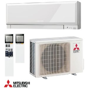 Invertoren klimatik Mitsubishi Electric MSZ-EF25VE2W/ MUZ-EF25VE Kirigamine Zen, 9 000 BTU, Klas A+++
