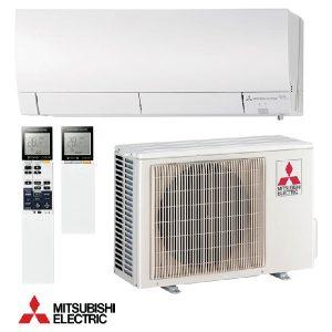 Hiperinvertoren klimatik Mitsubishi Electric MSZ-FH35VE/ MUZ-FH35VE, 12000 BTU, Klas A+++