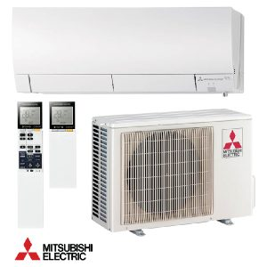 Hiperinvertoren klimatik Mitsubishi Electric MSZ-FH50VE/ MUZ-FH50VE, 18 000 BTU, Klas A+++