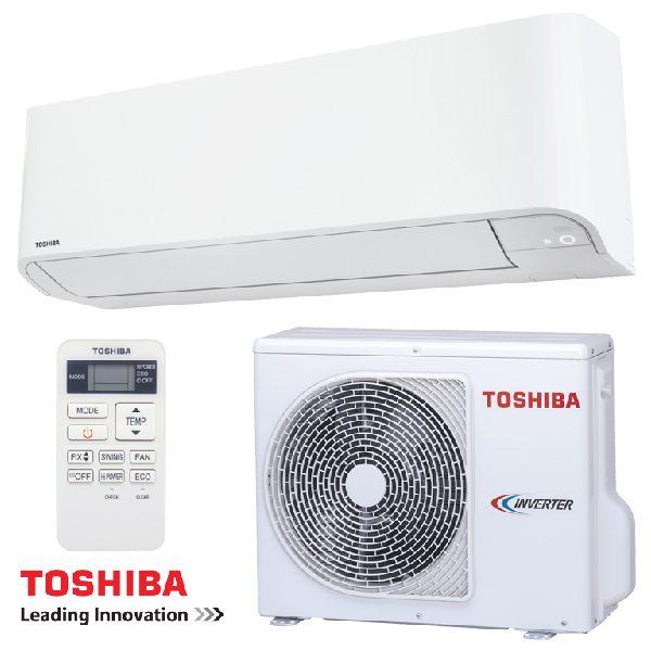 Invertoren klimatik Toshiba Mirai RAS-16BKVG-E/ RAS-16BAVG-E, 16 000 BTU, Klas A+