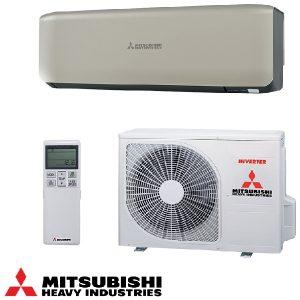 Invertoren klimatik Mitsubishi Heavy Industries Premium SRK25ZS-ST/ SRC25ZS-S, 9 000 BTU, Klas A++