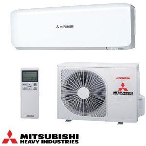 Invertoren klimatik Mitsubishi Heavy Industries Premium SRK35ZS-S/ SRC35ZS-S, 12 000 BTU, Klas A++