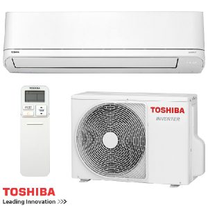 Invertoren klimatik Toshiba Shorai RAS-10PKVSG-E/ RAS-10PAVSG-E, 10 000 BTU, Klas A++