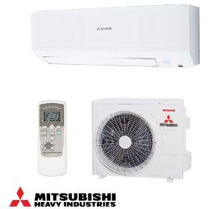 Invertoren klimatik Mitsubishi Heavy Industries Standard SRK25ZSP-S/ SRC25ZSP-S, 9 000 BTU, Klas A