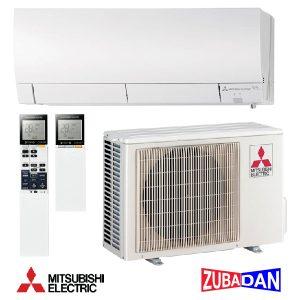 Hiperinvertoren klimatik Mitsubishi Electric MSZ-FH25VE/ MUZ-FH25VE Zubadan, 9000 BTU, Klas A+++