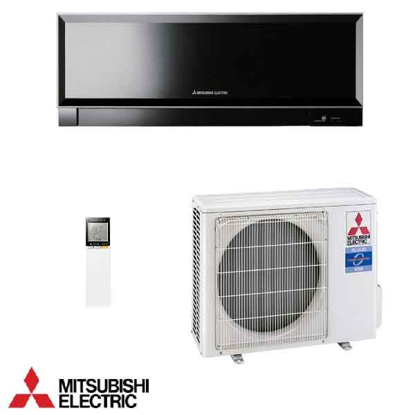 Invertoren klimatik Mitsubishi Electric MSZ-EF25VE2B/ MUZ-EF25VE Kirigamine Zen, 9 000 BTU, Klas A+++