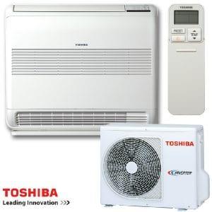 Podov klimatik Toshiba Bi-flow RAS-B18U2FGV-E1/ RAS-18PAVSG-E, 18 000 BTU, Klas A+