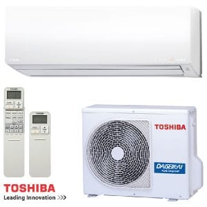 Hiperinvertoren klimatik Toshiba Daiseikai 8 RAS-10G2KVP-E/ RAS-10G2AVP-E, 10 000 BTU, Klas A+++