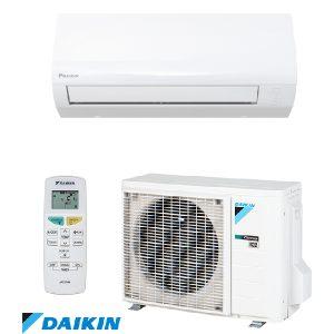 Invertoren klimatik Daikin FTXF25A/ RXF25A Sensira, 9 000 BTU, Klas A++
