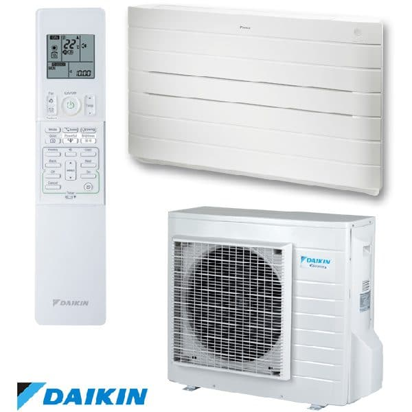 Podov klimatik Daikin Nexura FVXG25K/ RXG25L, 9 000 BTU, Klas A++
