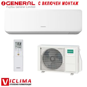 Hiperinvertoren-klimatik-Fujitsu-General-ASHG14KGTB-AOHG14KGCA