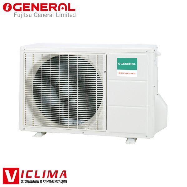 Invertoren-klimatik-Fujitsu-General-ASHG09LUCA-AOHG09LUCB