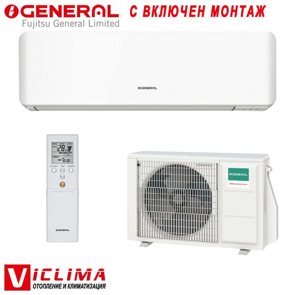 Invertoren-klimatik-Fujitsu-General-ASHG12KMCC-AOHG12KMCC