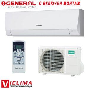 Invertoren-klimatik-Fujitsu-General-ASHG12LLCC-AOHG12LLCC
