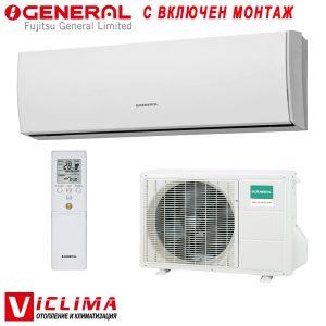 Invertoren-klimatik-Fujitsu-General-ASHG12LUCA-AOHG12LUC