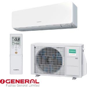 Hiperinvertoren klimatik Fujitsu General ASHG07KGTA/ AOHG07KGCA, 7 000 BTU, Klas A+++