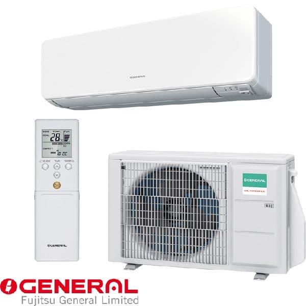 Hiperinvertoren klimatik Fujitsu General ASHG09KGTA/AOHG09KGCA, 9 000 BTU, Klas A+++