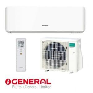 Invertoren klimatik Fujitsu General ASHG09KMTA/ AOHG09KMTA, 9 000 BTU, Klas A++