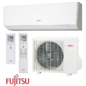 Invertoren klimatik Fujitsu ASYG09LLCC/ AOYG09LLCC, 9 000 BTU, Klas A++