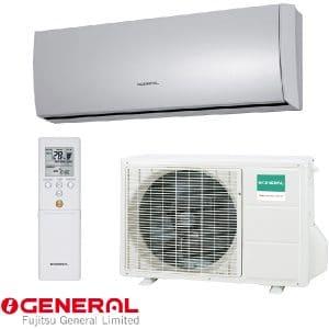 Hiperinvertoren klimatik Fujitsu General ASHG09LTCA/ AOHG09LTC, 9 000 BTU, Klas A+++