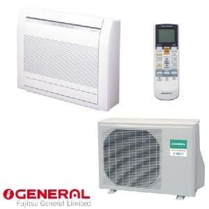 Podov klimatik Fujitsu General AGHG09LVCA/ AOHG09LVCA, 9 000 BTU, Klas A++