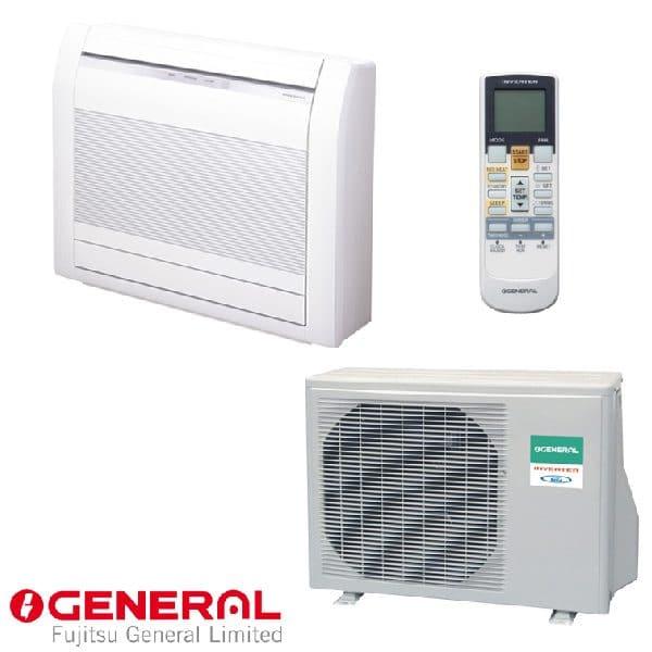 Podov klimatik Fujitsu General AGHG14LVCA/ AOHG14LVLA, 14 000 BTU, Klas A++