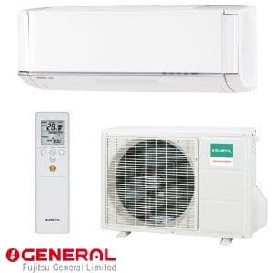 Hiperinvertoren klimatik Fujitsu General NocriaX ASHG12KXCA/ AOHG12KXCA, 12 000 BTU, Klas A+++
