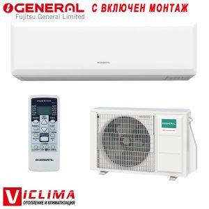 Invertoren-klimatik-Fujitsu-General-ASHG12KPCA-AOHG12KPCA