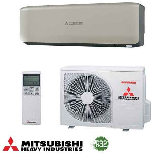 Invertoren klimatik Mitsubishi Heavy Industries Premium SRK35ZS-WT/ SRC35ZS-W, 12 000 BTU, A++