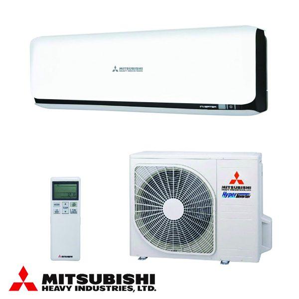 Hiperinvertoren klimatik Mitsubishi Heavy Industries Diamond SRK25ZSX-WB/ SRC25ZSX-WB, 9 000 BTU, Klas A+++