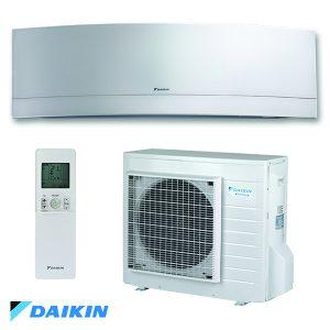 Invertoren klimatik Daikin FTXJ25MS/ RXJ25M Emura, 9 000 BTU, Klas A+++