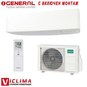 Invertoren-klimatik-Fujitsu-General-ASHG14KETA-AOHG14KETA
