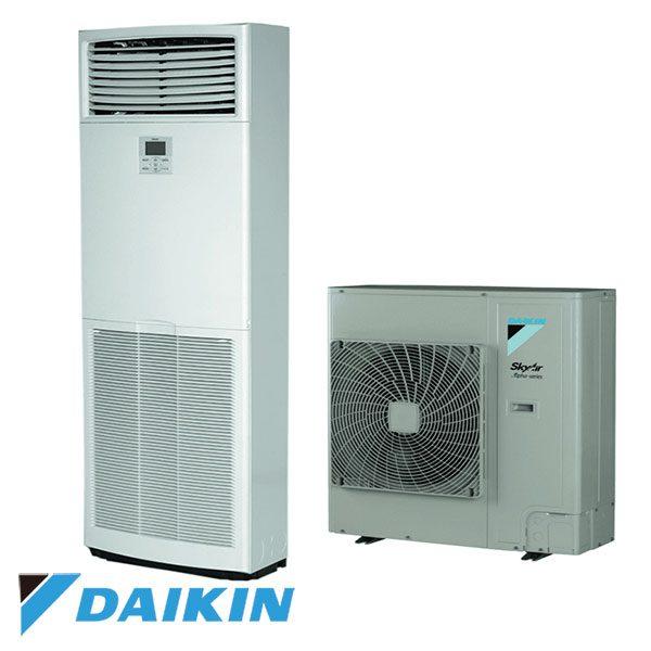 Трифазен колонен климатик Daikin FVA125A/ RZASG125MY1, 43 000 BTU