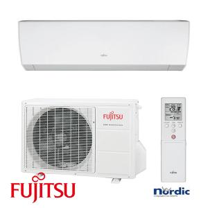 Fujitsu ASYG09LMCB/ AOYG09LMCBN Nordic