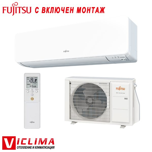 Hiperinvertoren-klimatik-Fujitsu-ASYG14KGTB-AOYG14KGCA