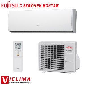Invertoren-klimatik-Fujitsu-ASYG14LUCA-AOYG14LUC